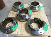 Splined Couplings
